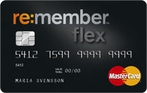 Re:member kort