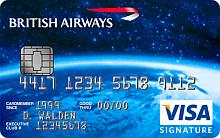 British airways mastercard
