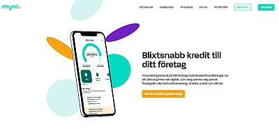 Mynt.se - företagslån